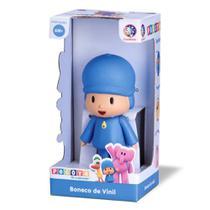 Pocoyo Boneco de Vinil - Cardoso Toys - Cardos Toys
