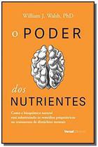 Poder dos Nutrientes, O - Juspodivm