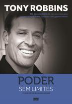 Poder Sem Limites + Capa Dura - Edição Exclusiva Saraiva - Best seller -