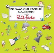 Poemas Que Escolhi Para as Criancas - SALAMANDRA