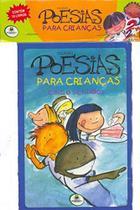 Poesias para crianças - Solapa média com 10 livros - Todolivro