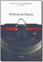Poeticas do ensaio - Pasavento -
