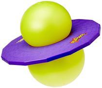 Pogobol Pula Pula Roxo/Amarelo - Estrela -