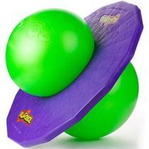 Pogobol - Roxo com Verde - Estrela -