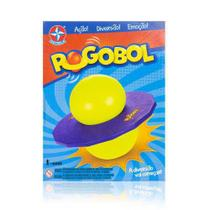 Pogobol Roxo E Amarelo Estrela -