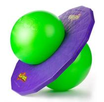 Pogobol Roxo e Verde - Estrela -