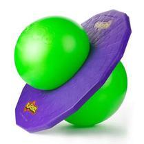 Pogobol Roxo/Verde Estrela -