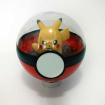 Pokebola Pikachu Pokemon Diversos Modelos - Armazém Geek