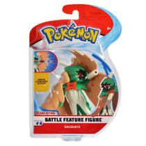 Pokémon Battle Feature Figure 11cm - Decidueye - DTC -