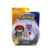 Pokemon - Boneco + Pokebola - Sableye - Tomy Original -