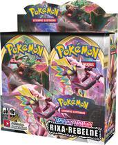 Pokemon Booster Espada Escudo 2 Rixa Rebelde Box 36 Boosters - Combo