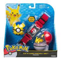 Pokemon Cinturão De Ação Belt - Tomy - Sunny