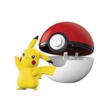 Pokémon Clip N Go - Kit C/ 6 Pokébola Com Clip e 6 bonecos - Dtc -