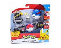 Pokemon Conjunto De Cinto - Dtc 4854 -