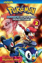 Pokemon diamond and pearl adventure! 2 - Viz Media -