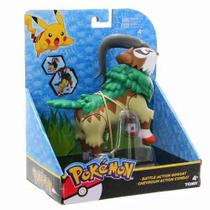 Pokémon Figura Gogoat - Articulado Takara Tomy (15cm) -