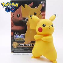 Pokemon Go Boneco Pikachu Grande 18cm Pvc - Nintendo