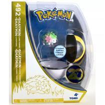Pokémon Lendário Jirachi + Premier Ball - Tomy -