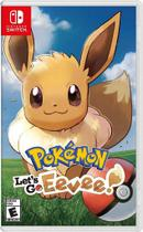 Pokemon Let's Go Eevee! - Switch - Nintendo