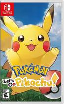 Pokemon Let's Go Pikachu! - Switch - Nintendo