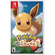 Pokemon: Lets Go Eevee - Switch - Nintendo