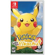 Pokemon: Lets Go Pikachu - Switch - Nintendo