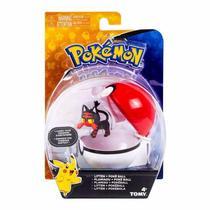 Pokémon Litten + Pokebola Poke Ball Pokémon Tomy -