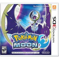 Pokemon Moon - 3Ds - Nintendo