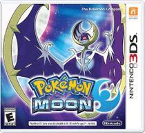 Pokemon Moon - 3DS - Nintendo