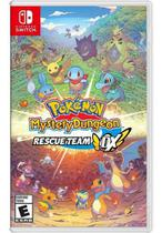 Pokémon Mystery Dungeon Rescue Team Dx - Nintendo Switch -