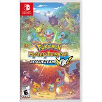 Pokémon Mystery Dungeon: Rescue Team DX - Switch - Nintendo