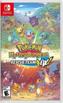 Pokemon Mystery Dungeon Rescue Team Dx - Switch - Nintendo