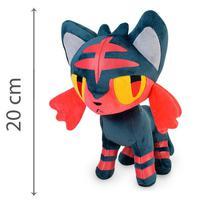 Pokemon Pelúcia Litten 20 cm 4848 DTC -
