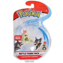 Pokemon Rattata de Alola e Sandygast - DTC -