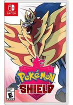 Pokemon Shield Nintendo Switch Midia Fisica -