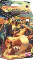 Pokemon SL9 Deck União de Aliados charizard Cards Cartas Gx - Copag