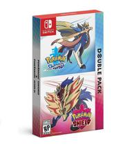 Pokemon Sword and Pokemon Shield Double Pack - Switch - Nintendo
