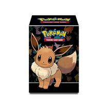 Pokémon TCG: Deck Box Oficial Ultra PRO - Eevee -