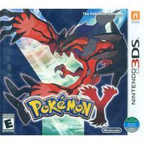 Pokemon Y - 3Ds - Nintendo