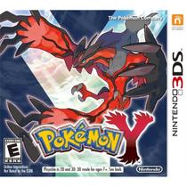 Pokemon y - 3ds - Nintendo