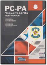 Policia civil de para - pc - pa - Alfacon