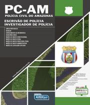 Policia Civil Do Amazonas - Alfacon