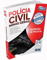 Polícia Civil do Minas Gerais - PC-MG - Alfacon