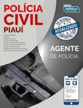 Policia Civil Do Piaui Pc Pi - Agente De Policia - Alfacon