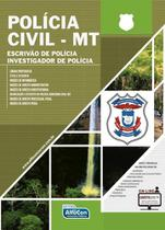 Policia Civil - Mato Grosso - Alfacon