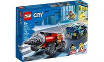 Policia de Elite perseguição de carro perfurador - Lego 60273 -