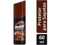 Polidor de Sapatos Nugget Pasta Líquida Marrom - 60ml -