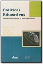 Politicas educativas e dinamicas curriculares no b - Hemus