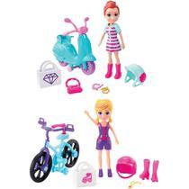 Polly Aventura em Rodas - Mattel