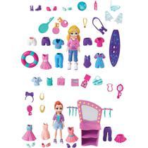 Polly Boneca e Acessorios Sortidos - Mattel